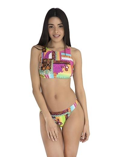Sunset Bikini Pembe